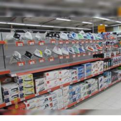 Small Appliances Display Racks