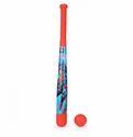 Dc Comics Plastic Superman Baseball Bat And Ball Set