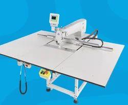 Programmable Electronic Large Area Pattern Sewing Machine