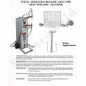 Pedal Type Spot Welding Machine