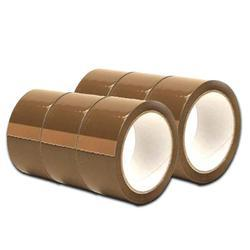 Pure Pack Plain Brown BOPP Tape, For Packing, Thickness: 42 Micron