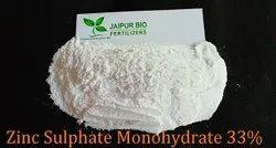 33%  Zinc Sulphate Monohydrate