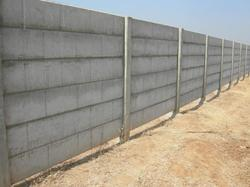 RCC Folding Concrete Compound Walls