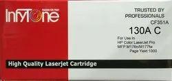 103A C (CF351A) Compatible Color Toner Cartridge For HP Printers