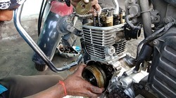 Hero Bike Engine Repair Services