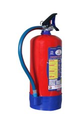 Mild Steel bc type dry chemical powder DCP Fire Extinguisher, Capacity: 4Kg
