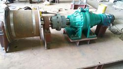 D. B. Impex & Trade Electric Winches, Capacity: 20 Tonn