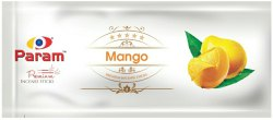 Param Mango Agarbatti Pouch