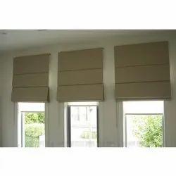 Light brown Plain PVC Vertical Blind, for Window