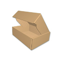 Die Cut Corrugated Carton Box