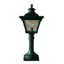 Decorative Cast Iron Lamp Pole