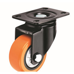 75 x 32mm PU Caster Wheel