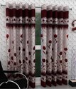 Multicolor Deesigner Curtains
