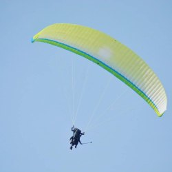 Trekking, Camping, Cycling, Paragliding Package Tour 1 Night 2 Days