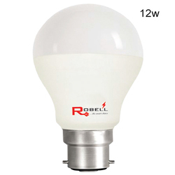 Robell Cool White and Warm White 12 Watt Led Bulb, Color Temperature: 5500-