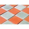 Square Shape Parking Tile