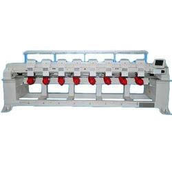 Cap Tubular Embroidery Machine