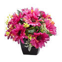 Mini Gerbera Artificial Flower