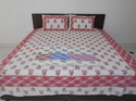 Rapid Double Bed Sheet With Pillow Cover