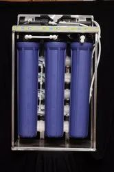 SSRO 50 LPH RO UV TDS Water System Domestic
