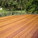 Thermory Pine Decking
