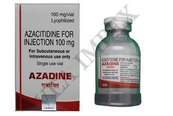Azadine(Azacitidine) 100mg Injection