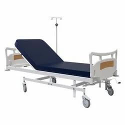 Icu Beds - (Icu - 203) - Collapsible Handle For Backrest Icu Bed