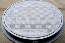 FRP Manhole and Covers