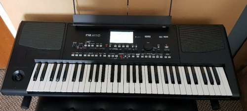Awesome Korg Arranger Keyboard Pa 300