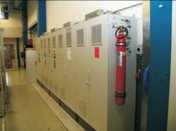 Fire Suppression Systems Electrical Panel Flooding