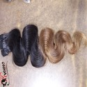 Ombre Color Body Wavy Hair Extension