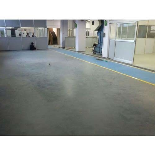 Industrial ESD Flooring Service A One Coatings Private Limited - Esd flooring cost