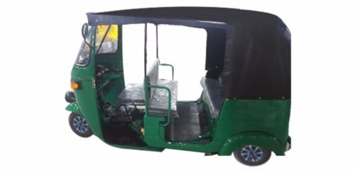 4+1 Passenger + Driver Electric Auto Rickshaw