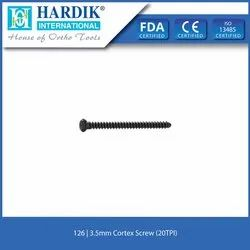 3.5mm Cortex Screw (20TPI)