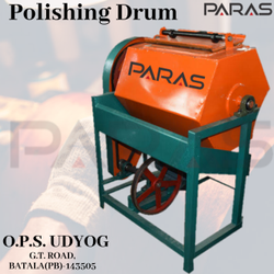 PARAS - Nail Polishing Drum