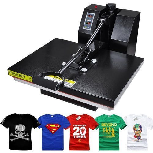 b01460f9b A4 Size T Shirt Printing Machine, Heat Transfer Machines - Hanuman ...