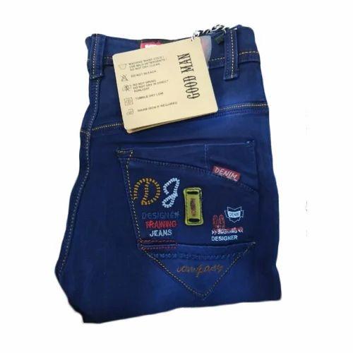 Comfort Fit Good Man Designer Denim Jeans 41e5cca79f155