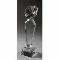 Designer Crystal Trophies
