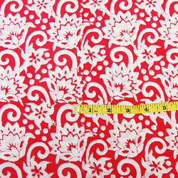 Cotton Block Prints Fabric