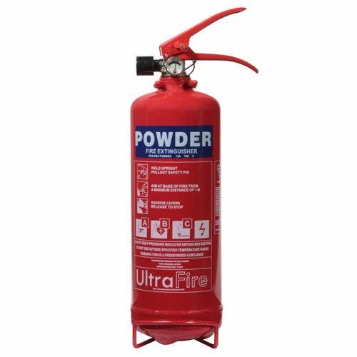 Aluminium Dry Powder Fire Extinguisher