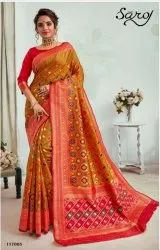 Royal Fancy Patola Silk Saree