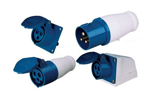 Industrial Plug & Socket at Rs 225/number | Industrial Plugs | ID ...