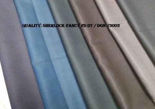 Polyester Viscose Fancy Suiting Fabric