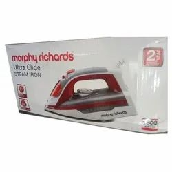 Morphy Richards Ultra Glide Steam Iron, Packaging Type: Box