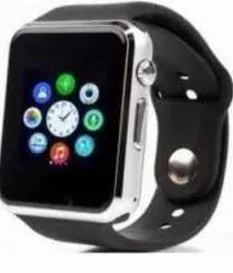 CHINESE Black A1 Smart Watch, 50 Gram