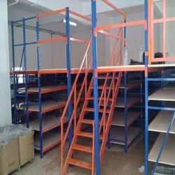 Mezzanine Floors Racks