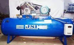 JSI Brand 3 HP 3 PH 300 Lit Air Compressor