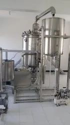 Vacuum Distillation Plant