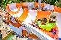 Frp(fibre Reenforced Plastic) Open Float Water Slide