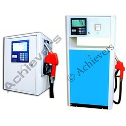 Diesel Dispenser With Printer